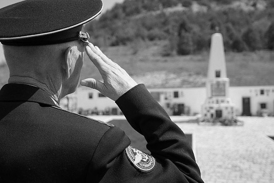 В Черноречье после реконструкции открыто Братское кладбище