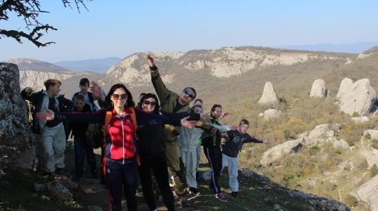 поход в Крыму