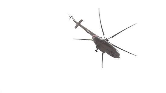 вертолет МЧС Крым