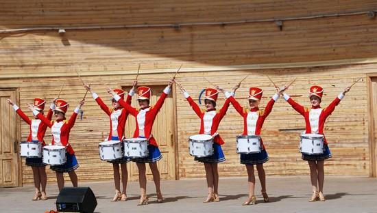 барабанщицы Севастополь