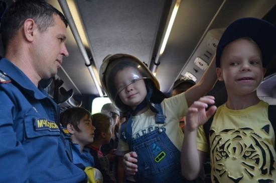 экскурсия в МЧС в Севастополе