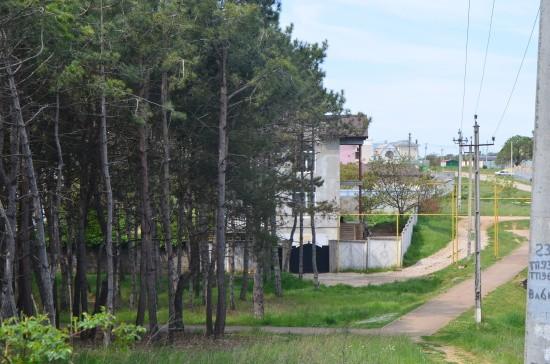 дача в Севастополе