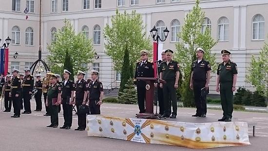 Кадетские игры в Севастополе