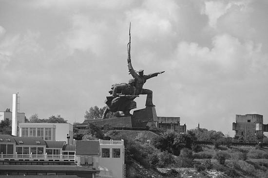 Севастополь принял от Минобороны военный городок на мысе Хрустальный