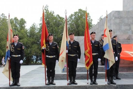 Знамена Победы в Севастополе