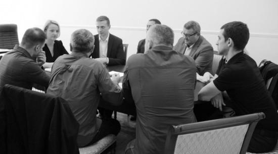 В Севастополе с руководством концерна «Калашников» обсудили перспективы развития отрасли судостроения