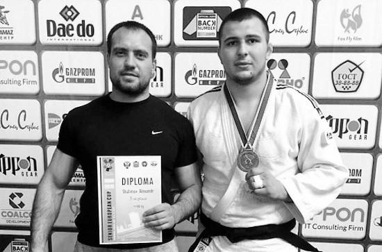 Севастопольский спортсмен завоевал бронзу на Кубке Европы по дзюдо