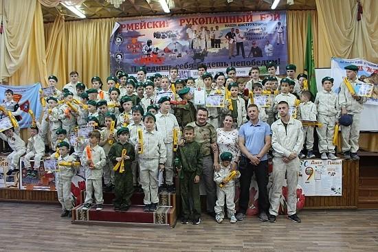 рукопашный бой в Севастополе
