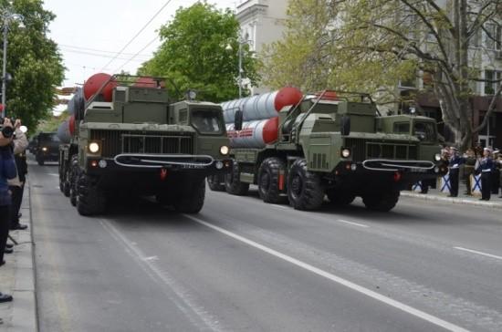 ПВО Крым