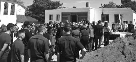 В Севастополе простились с погибшими в авиакатастрофе в Шереметьево