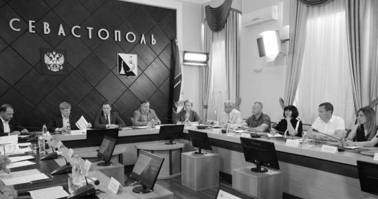 Совет политических партий обсудил реализацию нацпроектов в Севастополе