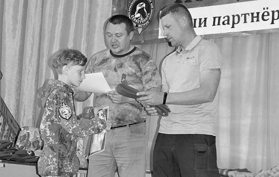 В Севастополе прошло вручение поясов юным рукопашникам