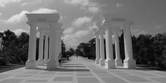 Первая очередь реконструкции Парка Победы будет завершена в срок