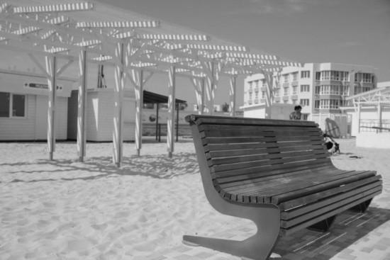 Пляж «Адмиральская лагуна» открыт после реконструкции в Севастополе