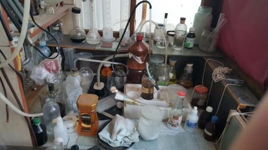 Два года колонии за незаконное изготовление и хранение взрывчатых веществ
