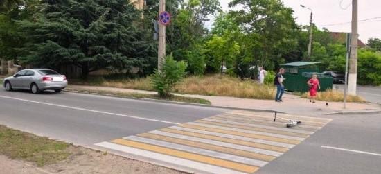 В Севастополе за день произошло три ДТП с участием детей