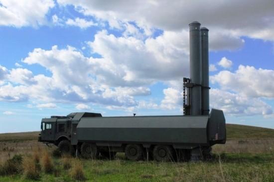 Военнослужащие ракетно-артиллерийского соединения Черноморского флота проводят учение по обороне побережья