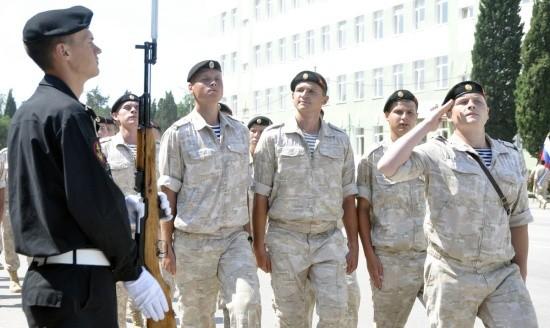 морская пехота Севастополь