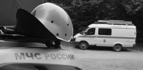 Севастопольские спасатели обеспечивают пожарную безопасность на Большом туристическом слёте