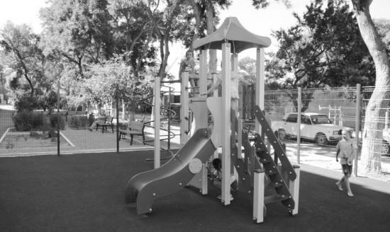 Мероприятия по устройству детских и спортивных площадок завершены на 90%