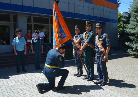 Первый заместитель МЧС по Севастополю завершил службу