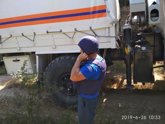 В МЧС Севастополя рассказали подробности уничтожения 50-килограммовой авиабомбы