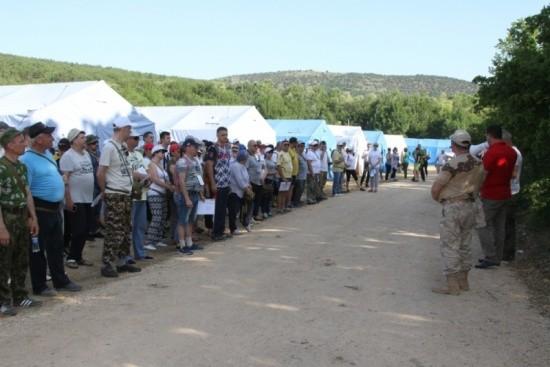 В Севастополе завершился Учебно-методический сбор по гражданской обороне