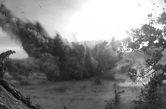 Одиннадцать авиабомб одновременно уничтожили севастопольские пиротехники МЧС (видео)