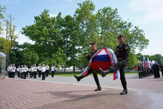В Севастополе начались празднования Дня России