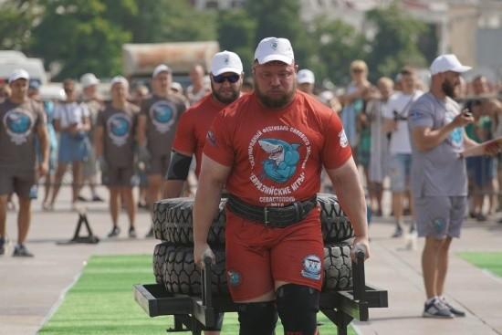 В Севастополе состоялось открытие «Евразийских игр»