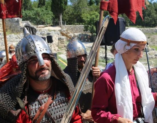 Фестиваль «Грифон» стартовал в Севастополе
