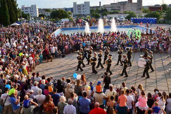 В Севастополе с размахом отметили День рыбака