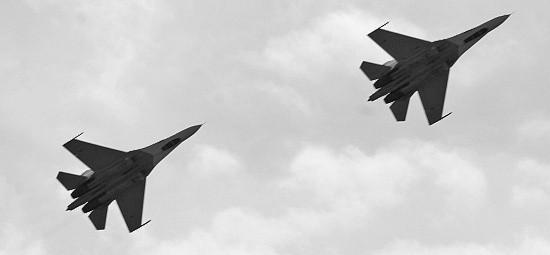 Морская авиация Черноморского флота отработала нанесение удара по отряду кораблей