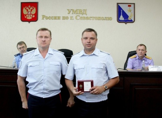Управление МВД России по Севастополю подвело итоги работы за первое полугодие
