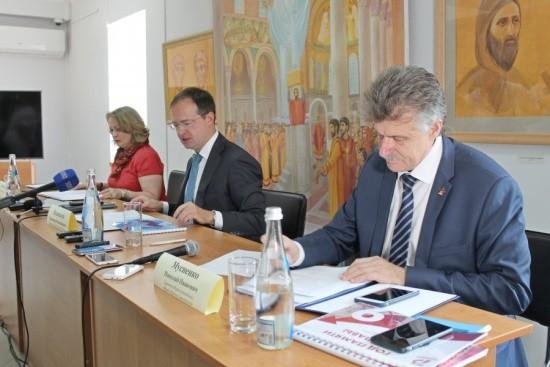 Мединский провел совещание по развитию двух музеев в Севастополе