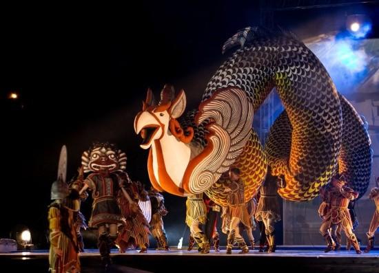 Фестиваль реконструкторов «Грифон» в Херсонесе посетило более 9 тысяч человек