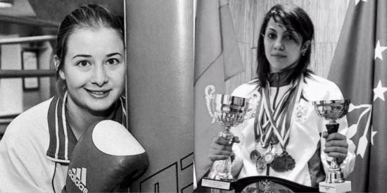 В Севастополе утонули две ведущие представительницы кикбоксинга