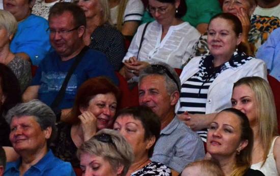 В Севастополе прошла творческая встреча с актером Михайловым и бардом Фроловым