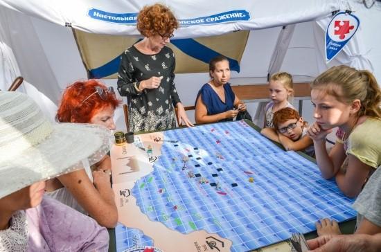 Во время фестиваля «Русская Троя» можно будет сыграть в игру «Синопский бой»