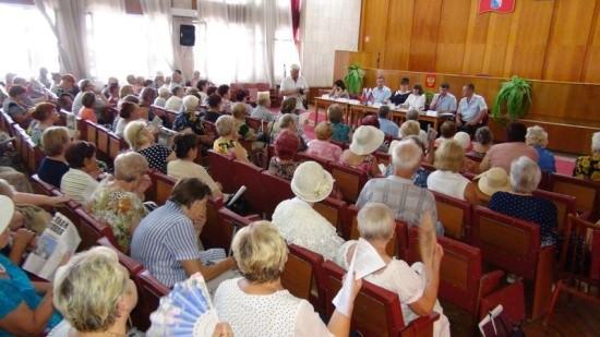 В Севастополе прошло совещание по вопросам профилактики мошенничества