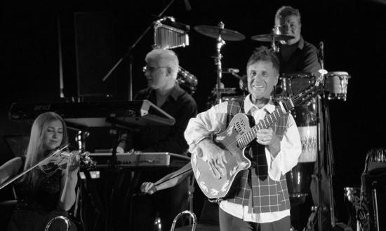 В Севастополе состоялся концерт Валерия Дидюли