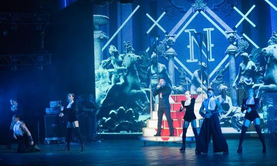 В Севастополе прошел сольный концерт Сергея Лазарева