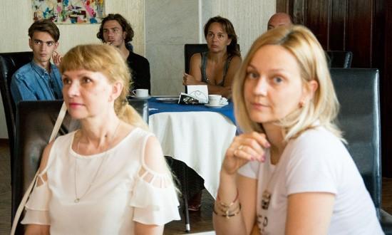 В Севастополе стартовал новый проект «Читка»