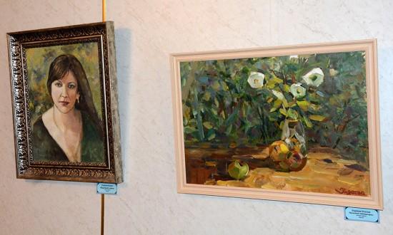 В Севастополе открылась выставка работ студии Ксении Хидаевой