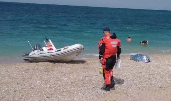 В Севастополе обнаружено тело утонувшего мужчины