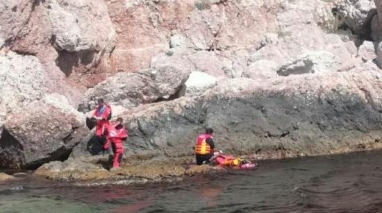 В Севастополе мужчина упал со скалы и погиб