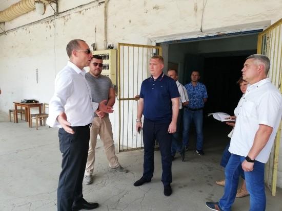 Проект склада-холодильника сельхозпродукции в Севастополе готовится к реализации