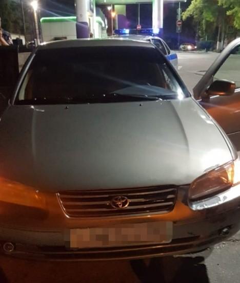 Сотрудники Росгвардии задержали подозреваемого в автоугоне