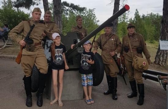 В Севастополе отметили День фронтовой собаки