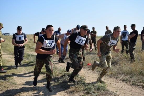 В Крыму прошел чемпионат по военно-прикладному спорту среди росгвардейцев